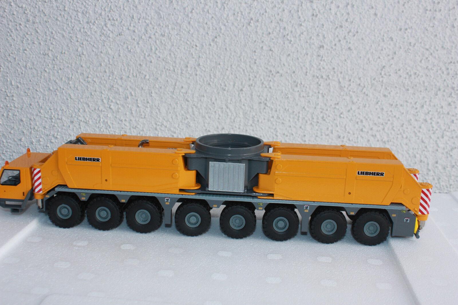 venta Conrad 2737 09 Liebherr lg 1750 gittermastkran con con con cabina nuevos 1 50 nuevo embalaje original  opciones a bajo precio