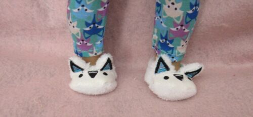 Fox Slippers fit American Girl Doll 18 Inch Clothes Seller lsful