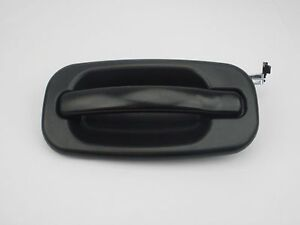 chevy silverado crew cab outside door handle rear left 99