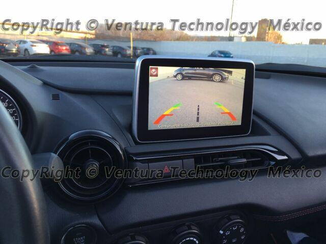 2017 Mazda Miata MX-5 ND Plug and play  reverse Backup camera  kit
