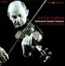 THE PHILIPS RECORDINGS: SZYMON GOLDBERG NEW CD