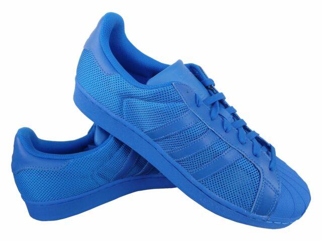 adidas superstar blu e rosse