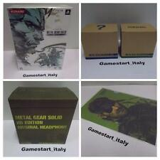 METAL GEAR SOLID HD EDITION COLLECTION PREMIUM PACKAGE KONAMI STYLE (PS3) NEW