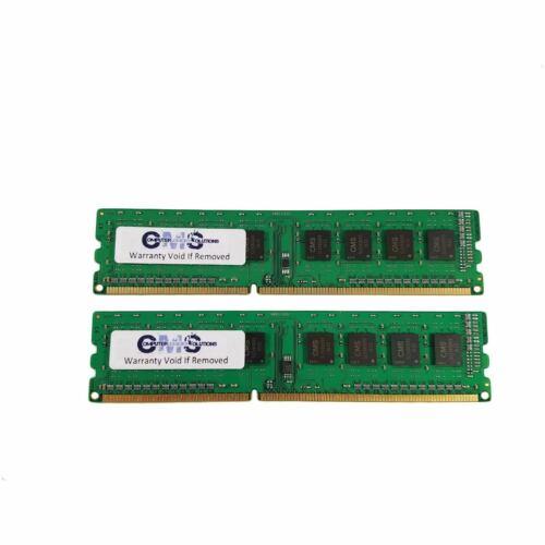 2x2GB Memory Ram 4 HP Business Desktop 6000 Pro Microtower DDR3 A77 4GB SFF