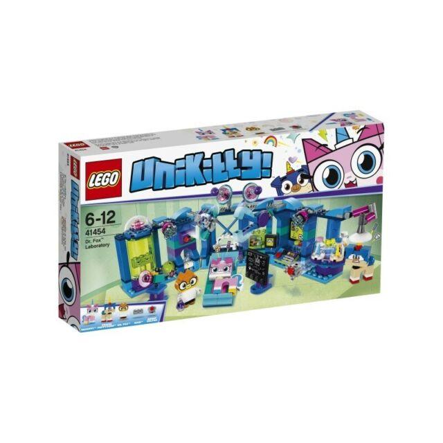 LEGO Unikitty Dr. Fox Laboratory 41454
