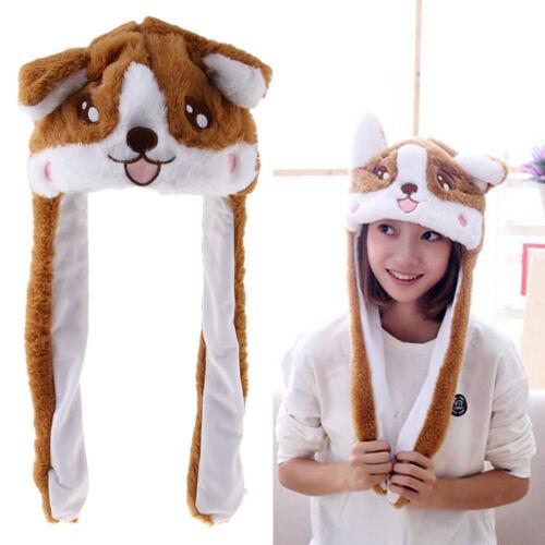 CORGI Cappello Shake spostare le Orecchie per Cane Animale Costume Cosplay Giocattolo Festa Di Compleanno Regalo