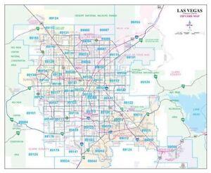 Details about *Metro Maps* Las Vegas Arterial & Collector ZIP Code on nevada zip code map, west palm zip code map, manhattan zip code map, clark county zip code map, pensacola zip code map, summerlin zip code map, greater phoenix zip code map, henderson zip code map, lubbock zip code map, reno zip code map, atlanta zip code map, louisville zip code map, salt lake city zip code map, palm springs zip code map, orange county zip code map, washington zip code map, sacramento zip code map, st george zip code map, los angeles county zip code map, nashville tn zip code map,