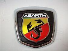 2012-16 FIAT 500 Abarth Tailgate Liftgate Nameplate Emblem Badge 68104864AA OEM