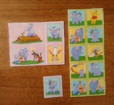 Disney Winnie The Pooh and Friends Cute Stickers Bundle