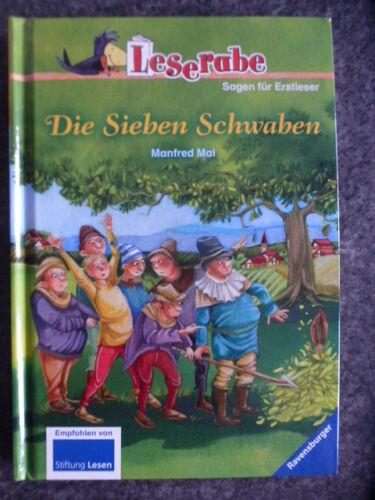 1 von 1 - Leserabe - 3. Lesestufe: Die Sieben Schwaben vom Ravensburger Verlag