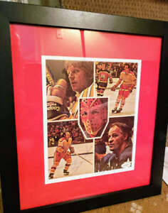 Gordie-Howe-Jsa-Coa-Autograph-Framed-8x10-Photo-Hand-Signed-Authentic