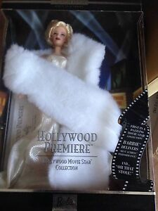 Mattell-2000-Hollywood-Premiere-Barbie-Doll