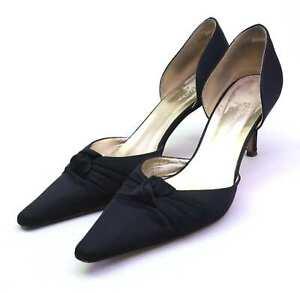 LK-Bennett-Womens-EU-Size-40-Black-Shoes