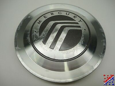 FORD OEM CENTER CAP SILVER COVER P//N# 97-FB-1130-AB