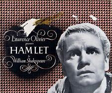HAMLET 1948 Laurence Olivier Jean Simmons Peter Cushing UK PRESSBOOK