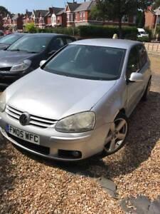 2005-VW-GOLF-GT-TDI-SPORT-MK5-SILVER-5-DOOR-6-SPEED-P-X-BARGAIN-CHEAP