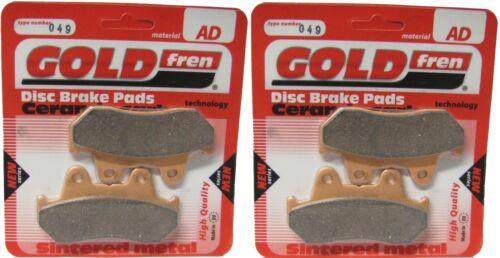 - Brake Disc Pads Front Goldfr 1982 Honda GL 1100 AC Gold Wing Aspencade CC
