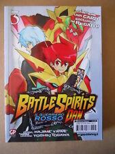 BATTLE SPIRITS DAN Vol.3 2011 con Card Gadget  Hajime Yatate ed. Gp Manga [G693]