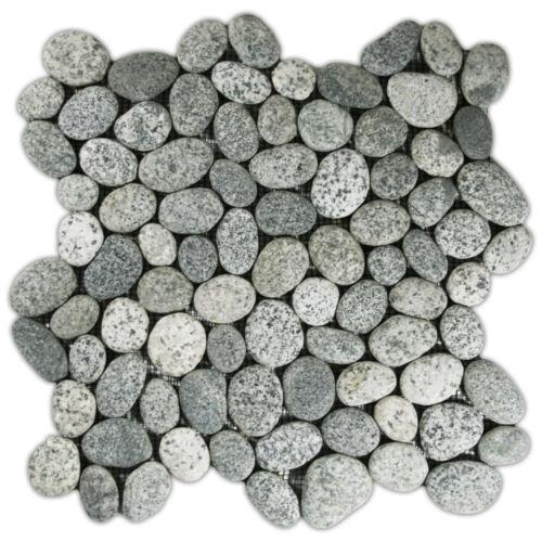 échantillon Pour Interne /& Externe étages Speckle Pebble Mosaic Mur Plancher
