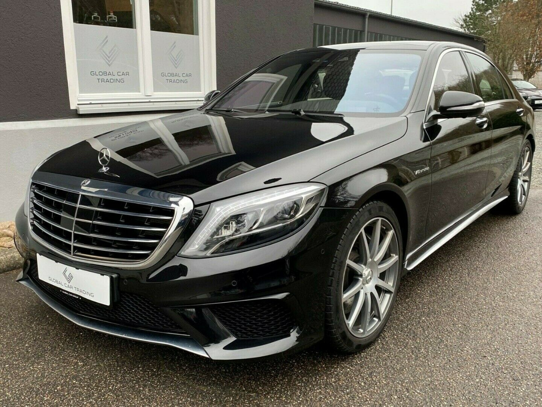 Mercedes - S63