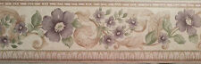 Brewster  Wallcovering  Floral  Wallpaper Border #1
