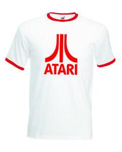 Atari-Logo-Retro-Computer-Gaming-Ringer-T-Shirt