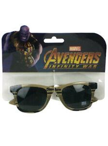 New Kids Spider-man Sunglasses 3 Foldable Marvel 100/% UV Protection
