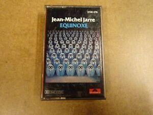 MUSIC-CASSETTE-JEAN-MICHEL-JARRE-EQUINOXE