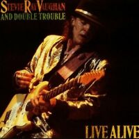 Stevie Ray Vaughan, Double Trouble - Live Alive [new Cd] on sale