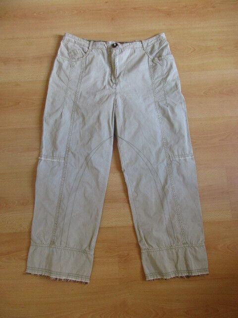 Trousers Voodoo Beige Size 42 à - 54%