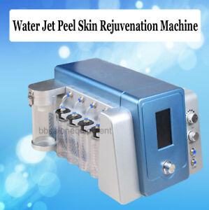 Water Jet Peel Skin Rejuvenation Machine Hydro Dermabrasion Anti