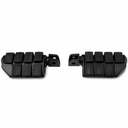 Black Dually Style Foot Pegs Set For Suzuki M109R 2006-2018 Front Only