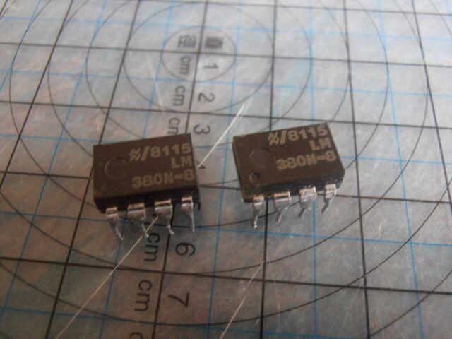 5PCS LM380N-8 Audio Power Amplifier DIP8