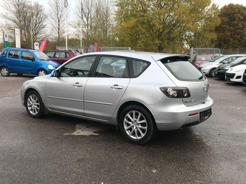Mazda 3 1,6 DE Touring Diesel modelår 2008 km 226000