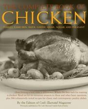 The Complete Book of Chicken: Turkey, Game Hen, Duck, Goose, Quail, Squab, and
