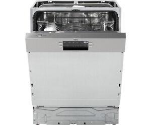AEG-FES5260AZM-Geschirrspueler-Favorit-Eingebaut-60cm-Edelstahl-Neu