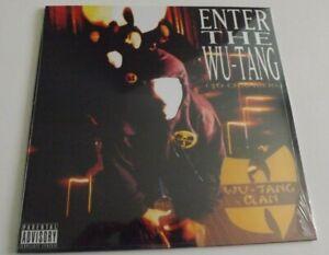 Wu-Tang-Clan-Enter-The-Wu-Tang-36-Chambers-Black-Vinyl-LP-Sealed-2016