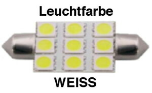 VW-Bus-T5-LED-Sofitte-Innenraumbeleuchtung-SMD-NEU