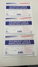 3ct Jj Keller 51944 Eld Backup Logs Amp Inspection Reports