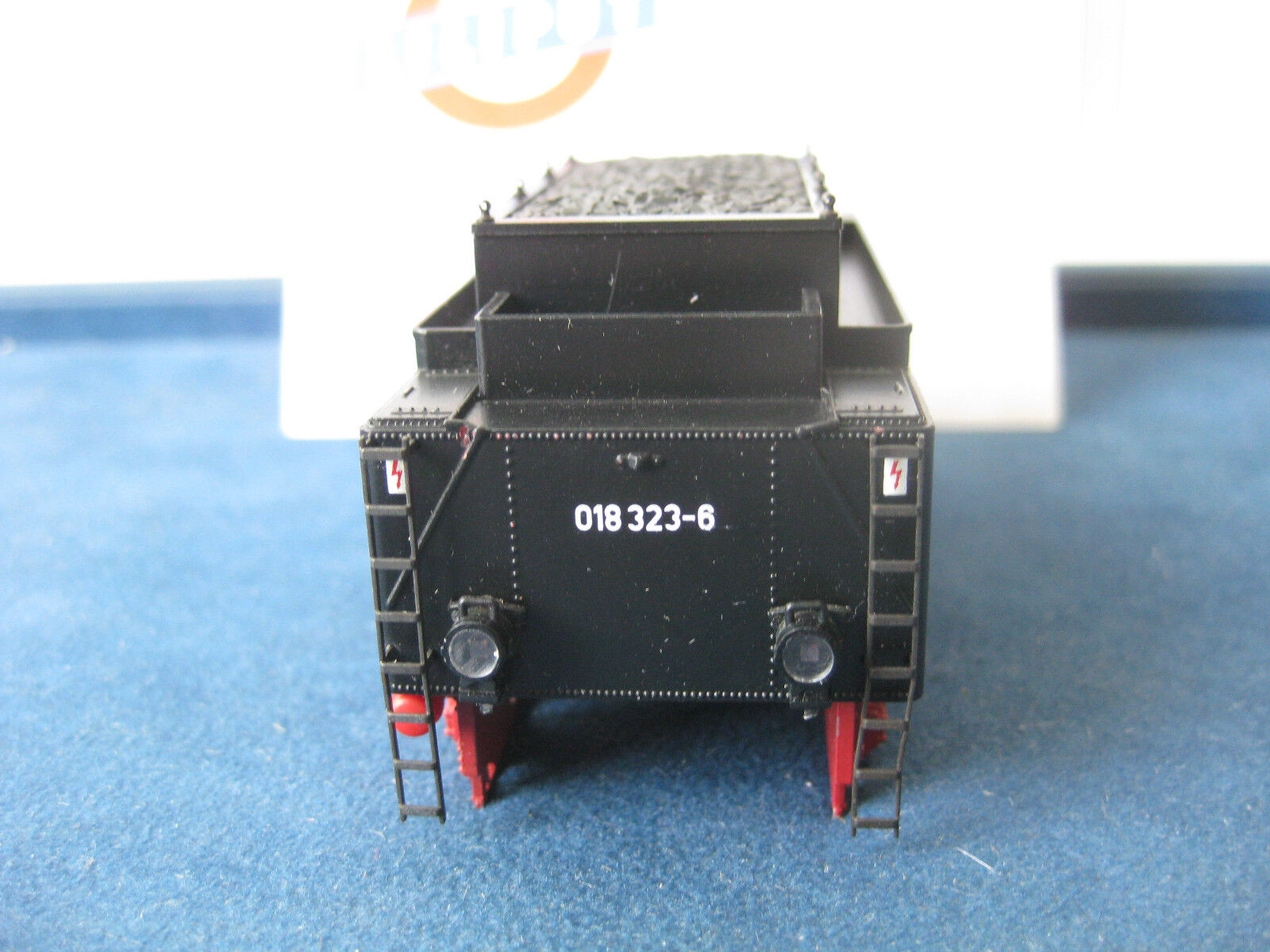 Liliput  BR  44054 chassis TENDER BR  018 323-6 BR 18.3 Bad. IVh NUOVO 1d236d