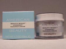 American Beauty Boost Overnight Radiance Cream 1.7 ounce Jar Colloidal Silver Lip Balm (POT)
