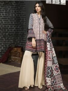 latest pakistani Limelight 3 Wear Original Piece In new 2019 Khaddar scucito fw5PqBw