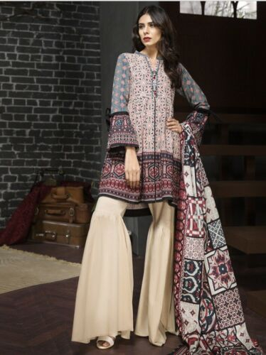 3 Original pakistani Wear Khaddar new latest Limelight Piece scucito In 2019 BXwPcxqO