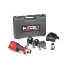 Ridgid 57373 Rp 241 Compact Press Tool Kit With 12 1 Propress Jaws