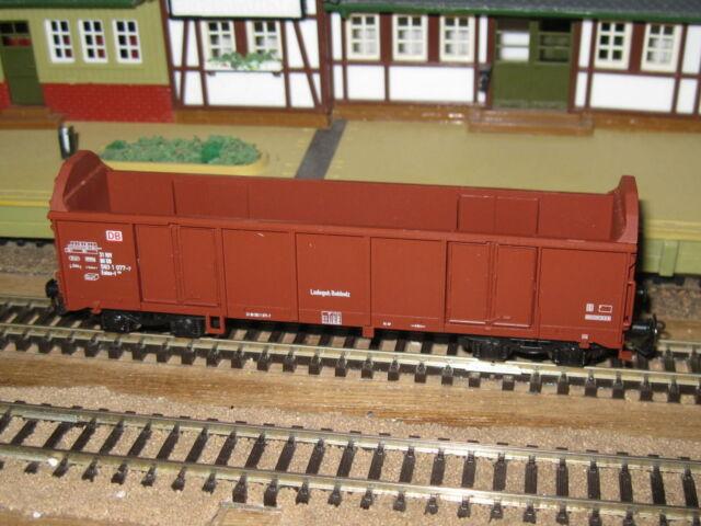 HS Tillig 15721 Rolldachwagen  Tamns 893  der DB  Spur TT