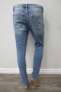 grossa 28 Distressed medio Nice Womens Miss Jeans X Taglia vita a M1001s15 Me Blue 7WgWHIaz