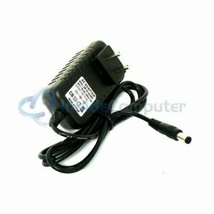 12V AC Adapter Power Supply For Yamaha PSS-480 Keyboard
