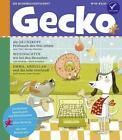 Gecko Kinderzeitschrift Band 44 von Anne Thiel und Kathi Kinskofer Lotte Roman (2014, Taschenbuch)