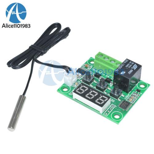 W1209WK 90~250V 10A Temperature Controller Sensor Thermostat 10K 1/% 3950 Probe