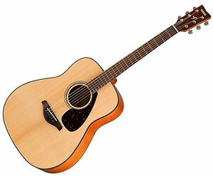 yamaha fg800 acoustic guitar dreadnought natural 889025103664 ebay. Black Bedroom Furniture Sets. Home Design Ideas